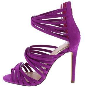 Shoes - 🆕Purple Strappy Sandals
